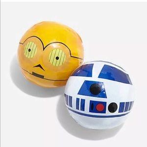 Star Wars Droid Bath Fizzer Fizz C3PO C3P0 R2D2